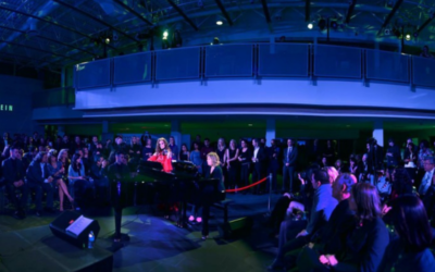 The Crystal Violin Show launched at Royal Oak Audi