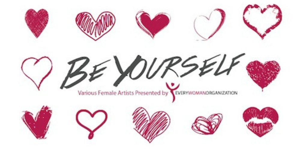 Every Woman Organization launches Be Yourself TODAY!