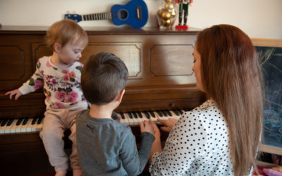 Music for the little ones!