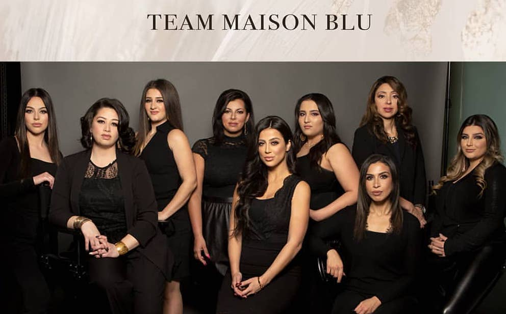 Giveaway no. 4: A $500 Gift Voucher to Maison Blu!