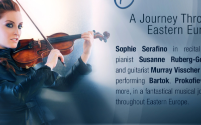 A Journey through Eastern Europe- Sophie Serafino in Recital