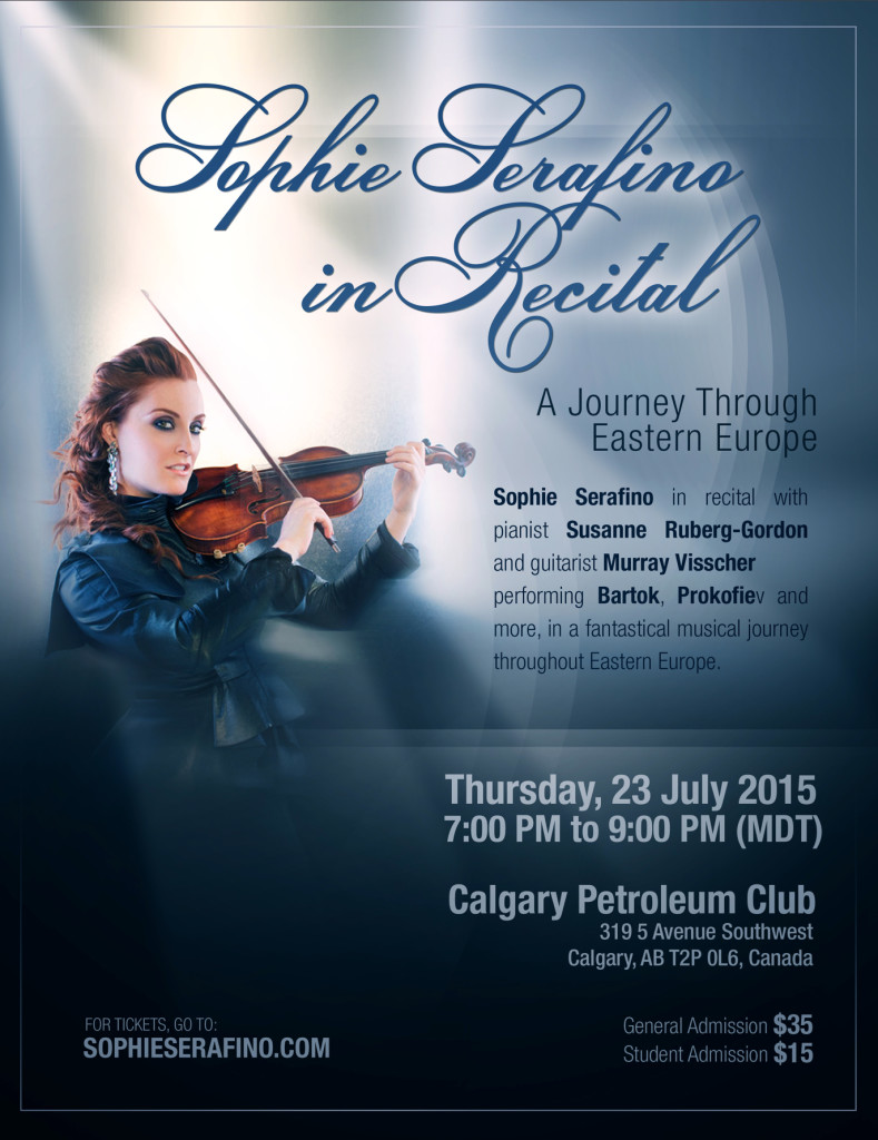 Recital Flier July 23