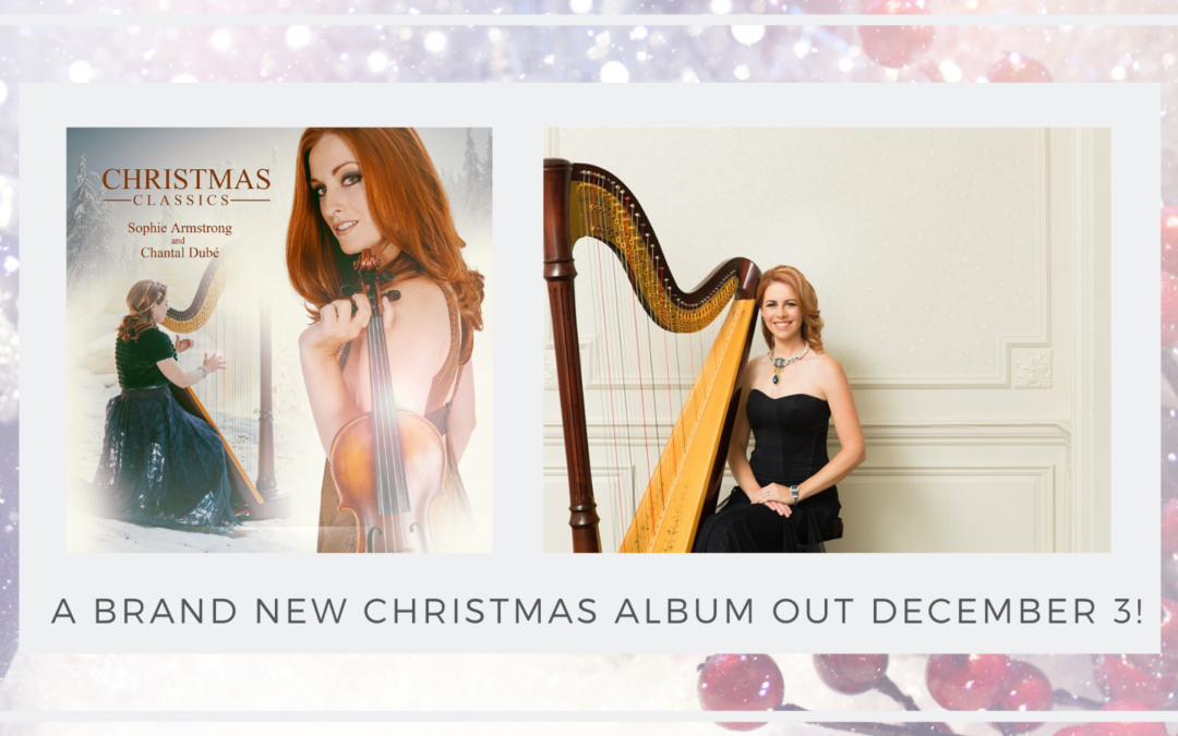New Christmas Album OUT December 3!