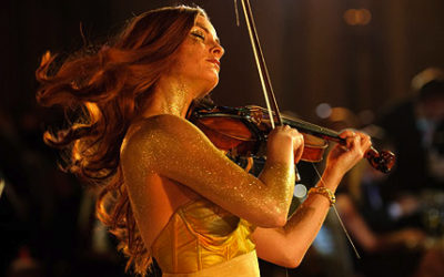 The Gold Violin Show launched at Sydney Opera House